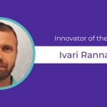 Image of Innovator of the Week Ivari Rannama