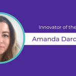 Picture of Innovator of the Week Amanda Darcangelo