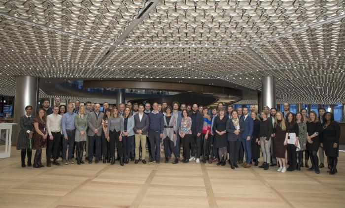 City leaders from 21 European capitals gathered in January 2020 for the launch of the Digital Innovation Initiative.