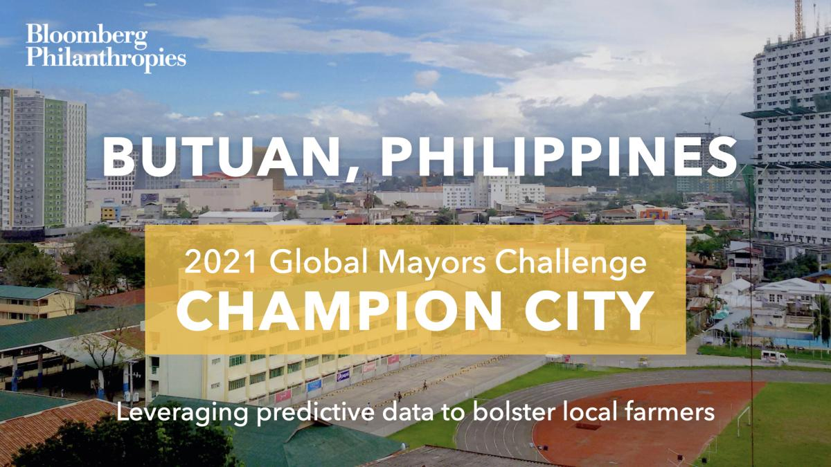 manila butuan, <b> Manila and Butuan are in the running for the world&#8217;s most innovative COVID-19 response</b>