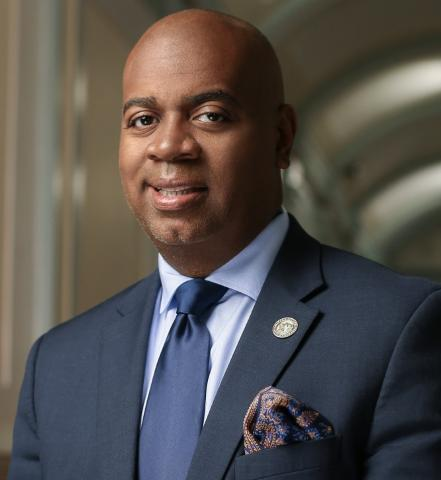 Mayor Ras Baraka